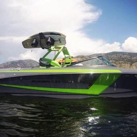 ATB watersport Boat